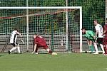 Fotbalisté SK Hřebeč sehráli přátelské utkání s týmem HC Sparta Praha / 18. 6. 2019 - Lidice