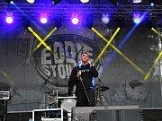 Okoř 2017. Eddie Stoilow