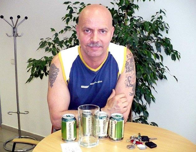 Vítěz 9. kola Tip ligy Michal Kostik z Kladna.