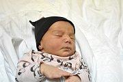 LUISA KUČEROVÁ, KLADNO. Narodila se 24. listopadu 2017. Po porodu vážila 3,3 kg a měřila 50 cm. Maminka je Klára Kučerová. (porodnice Kladno)
