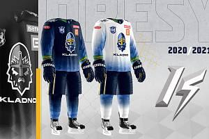Nové dresy na sezonu 2020-21 představili Rytíři Kladno. Navrhl je Kanaďan Dallas Kirkpatrick.