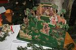 Výstava betlémů v kostele svatého Štěpána ve Pcherách