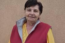 Marie Fricová ze Slaného podniká v pohřebniství už od dob socialismu.