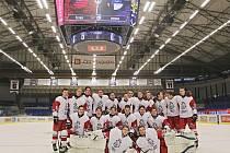 Česká republika - Finsko 3:2 sn, příprava U17 - 30. 12. 2018 Čez Stadion Kladno