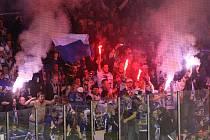 Rytíři Kladno - Kometa Brno, předkolo play-off ELH 2011-12, hráné 3.3.12