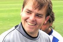 Na zkušenosti brankáře Martina Pergla budou spoléhat fotbalisté Kročehlav, kteří se v sobotu představí na Slovanu.
