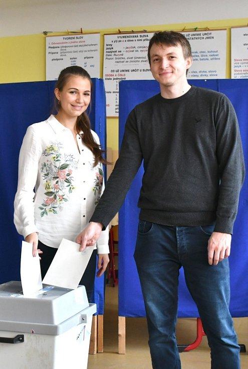 Voliči v Kladně