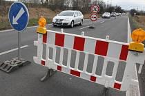 Opravy na R7 u Slaného potrvají do poloviny května