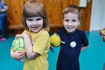 Děti na startu v Kladně: 20 středisek, 72 vyškolených trenérů a téměř 1300 dětí!