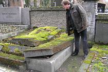Když správce kladenských hřbitovů Petr Pokorný objeví na některém z pomníků nesrovnalost, snaží se zkontaktovat majitele. Ten je za ně odpovědný.