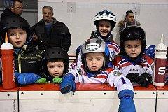 Pojď hrát hokej ve Slaném. Foto: Jiří Skála