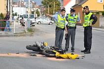 Příčinu dopravní nehody musí vyšetřit policie.