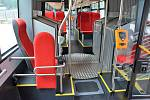 Kladenský dopravce představil slavnostně nové autobusy.