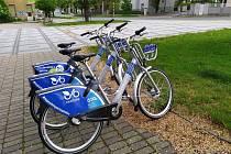 Sdílená kola Nextbike.