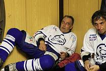 Bývalý hokejový reprezentant Drahomír Kadlec získal titul mistra světa jako hráč i jako trenér.