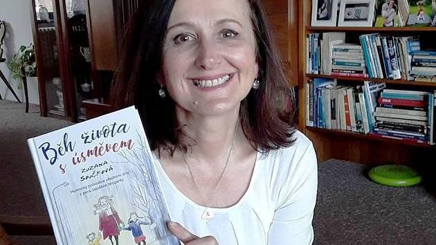 Spisovatelka a běžkyně Zuzana Součková.