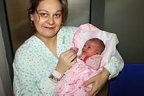 Prvním miminkem Kladenska je Terezka.