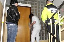 MĚSTSKÁ POLICIE kontroluje ubytovny pravidelně.