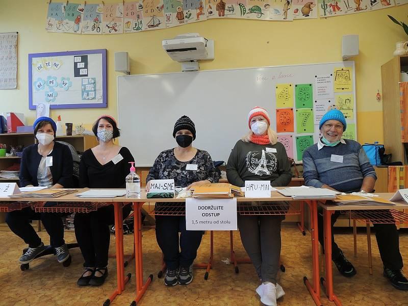 V Norské ulici v Kladně zasedla komise v pletených kulichách.