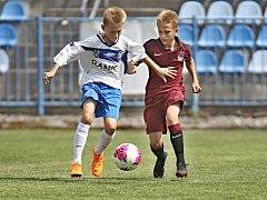 Kladno - Sparta 0:6 // Kladenský pohár 2018 - kat. U15 / 28. 7. 2018