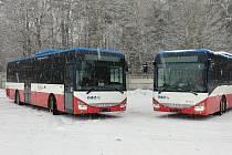 Autobusy Iveco Crossway LE.
