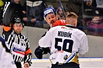 Kladno - České Budějovice 1:2.