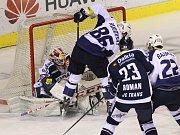 Rytíři Kladno - HC Vítkovice STEEL, 29. kolo ELH 2013-14, , 8.12.13
