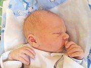 ALBERT HERÁK, KLADNO. Narodil se 27. března 2018. Po porodu vážil 3,2 kg. Rodiče jsou Kristina Rušáková a David Herák. (porodnice Kladno)