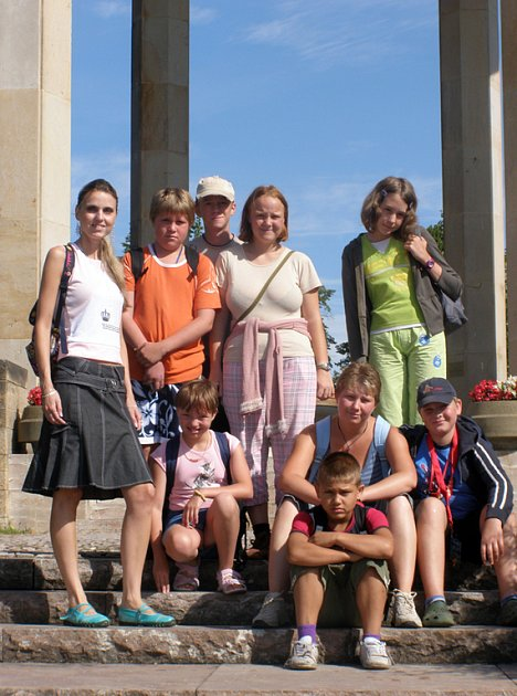 Kladenské děti navštívily v rámci programu Prázdniny s centrem Památník Lidice.