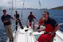 Kladenští jachtaři mezi sebe rádi přivítají nové zájemce o tento zajímavý sport.