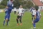 "TJ SK Hřebeč - FC Sellier & Bellot Vlašim ""B"" 2:1 (0:0), KP, 26. 9. 2020"