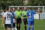 TJ SK Hřebeč - TJ Sokol Nespeky 3:2 (1:1), KP, 12. 9. 2020