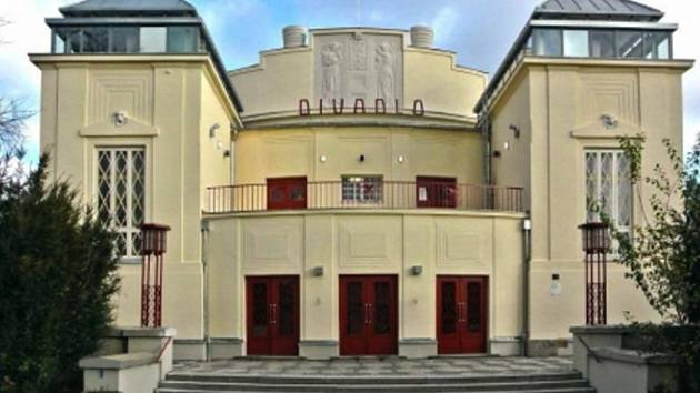 Divadlo Kladno. Ilustrační foto.