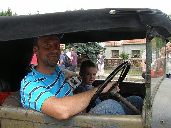 Závody vjízdě do kopce zKnovíze do Olšan se konaly už po 26.