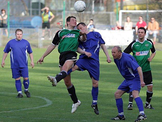 Slovan Kladno - Baník Stochov  0:2 (0:0) , utkání OP okr. Kladno, 2010/11, hráno 3.4.2011