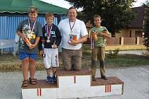 Sportovní hry v Horním Bezděkově