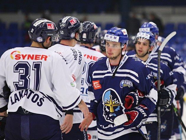 Rytíři přejeli Benátky, diváci se dočkali hokejové radosti // Rytíři Kladno – HC Benátky 7:2, WSM liga LH, 10. 10  2015