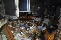 Ve středu 8. února 2012 krátce před dvacátou hodinou došlo k požáru bytu ve 12. patře rozdělovského věžáku 2955 v Kladně. Nájemnice utrpěla popáleniny, kočka uhořela.