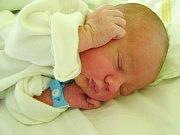 Jakub Bureš, Kladno. Narodil se 21. dubna 2012, váha 3,20 kg, míra 51 cm. Rodiče jsou Jana a Antonín Burešovi. (porodnice Kladno)