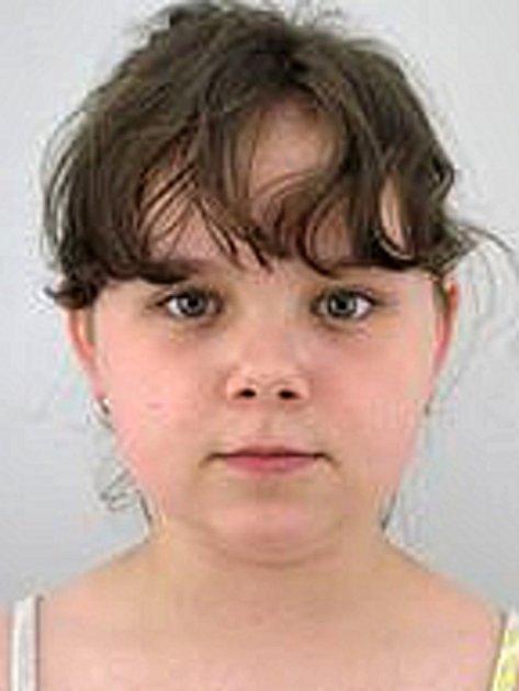 Pohřešovaná dívka Anna Sýkorová