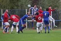 FC Čechie Velká Dobrá - SK Doksy 1:2 (0:0) Pen: 4:5, 26. 9. 2020