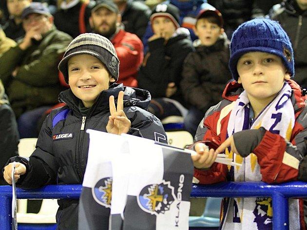 Rytíři Kladno - HC Sparta Praha 3:1,  ELH 2011/12, hráno 4.12.2011