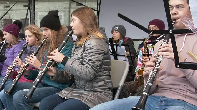 Dechovka je cool, tvrdí mladí muzikanti.