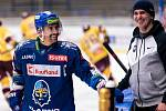 Šlágr hokejové Chance ligy Kladno - Jihlava, Tomáš Plekanec