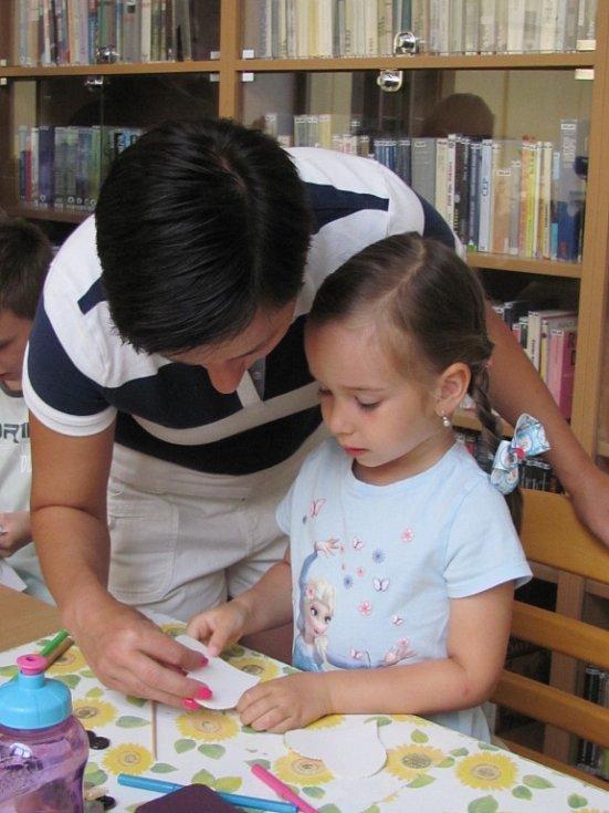 (Ne) obyčejné prázdniny ve slánské knihovně