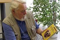 Kladenský rodák Viktor Suchel vydal svou druhou publikaci, která nese název Vlidné rady jak na nejlepšího přítele.