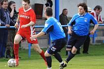 Kartex Braškov - Městečko 2:2,  utkání I.B, tř. sk.A - 2009/10, hráno 23.5.2010
