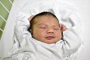 ALEXANDRA VITNEROVÁ, KLADNO. Narodila se 24. listopadu 2017. Po porodu vážila 3,62 kg a měřila 50 cm. (porodnice Kladno)