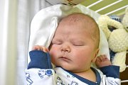 MICHAL JEDLIČKA, KLADNO. Narodil se 31. března 2018. Po porodu vážil 3,58 kg a měřil 50 cm. Rodiče jsou Lenka a Martin Jedličkovi. (porodnice Kladno)