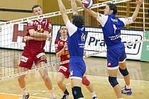 Ostravský Přemysl Kubala si s blokem Fokt-Marel poradil, útok ale byl největší slabinou jeho týmu. Kladno vyhrálo 3:0 a s Moravany se opět střetne v semifinále play-off.